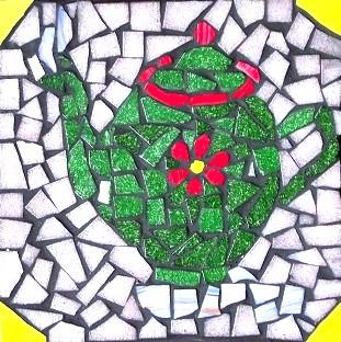 Trivet teapot