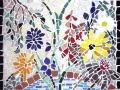 Flowers panel