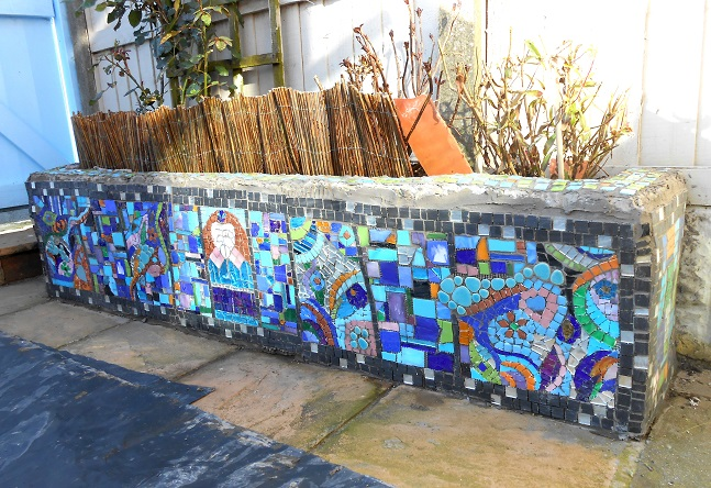 Wall mosaic - Copy